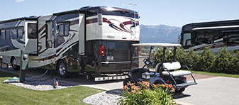 RVing In Luxury