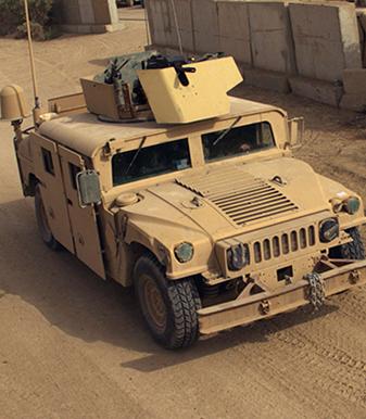 MARKET SEGMENT Military JLTV